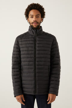 Springfield Quilted jacket black