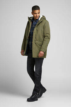Springfield Hooded parka  green