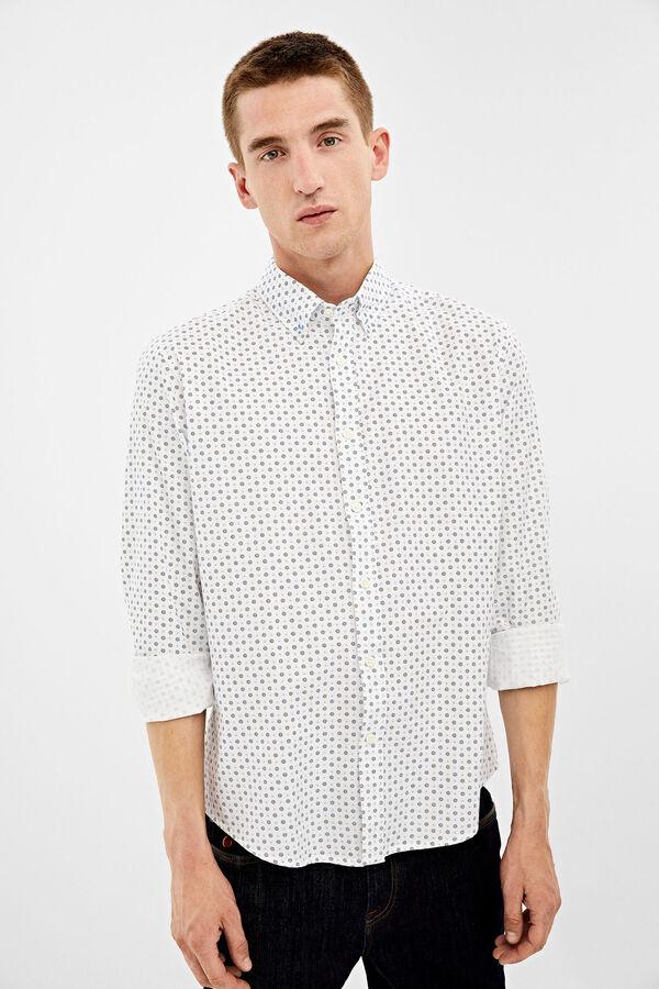 686467e9bb47 Camisas de hombre | Springfield