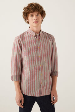 Springfield Striped shirt color
