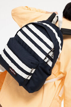 Springfield Backpacks PADDED PAK'R PATCHED BLACK  navy mix
