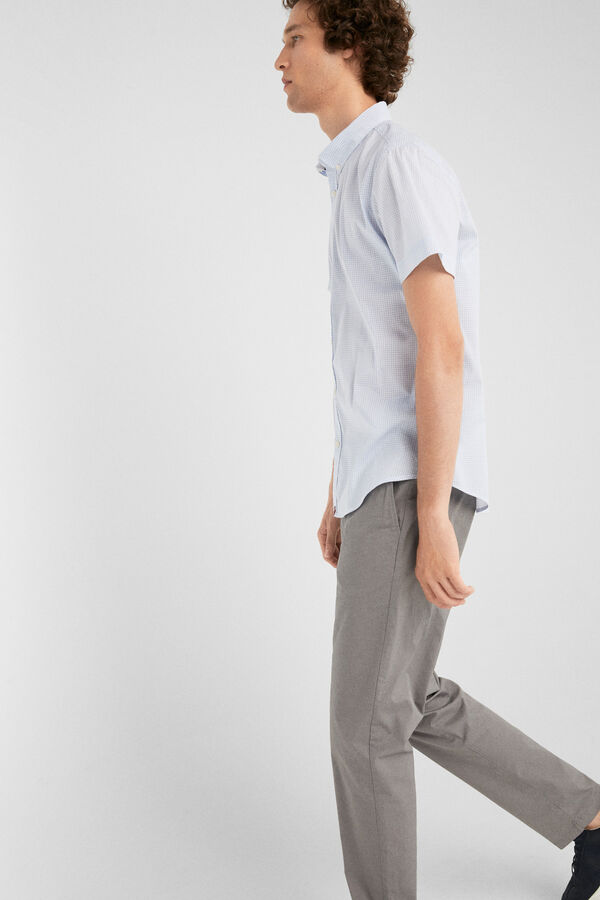 af0f0ae24c Springfield Chino cintura elástica ultra ligero gris