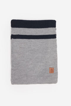 Springfield ESSENTIAL SCARF STRIPES blue