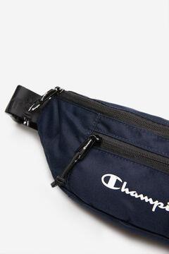 Springfield Bolsa con bolsillos y logo bordado marino