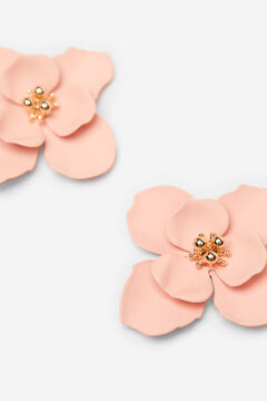 Springfield Flower earrings rust