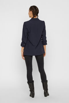 Springfield 3/4-length sleeves blazer kék
