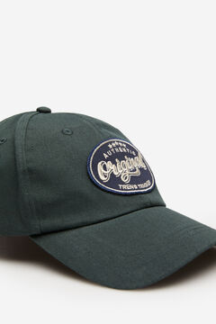Springfield Cap oil