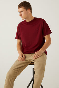 Springfield Essential tree t-shirt red