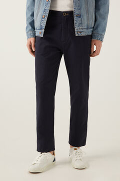 Springfield Stretch chinos blue