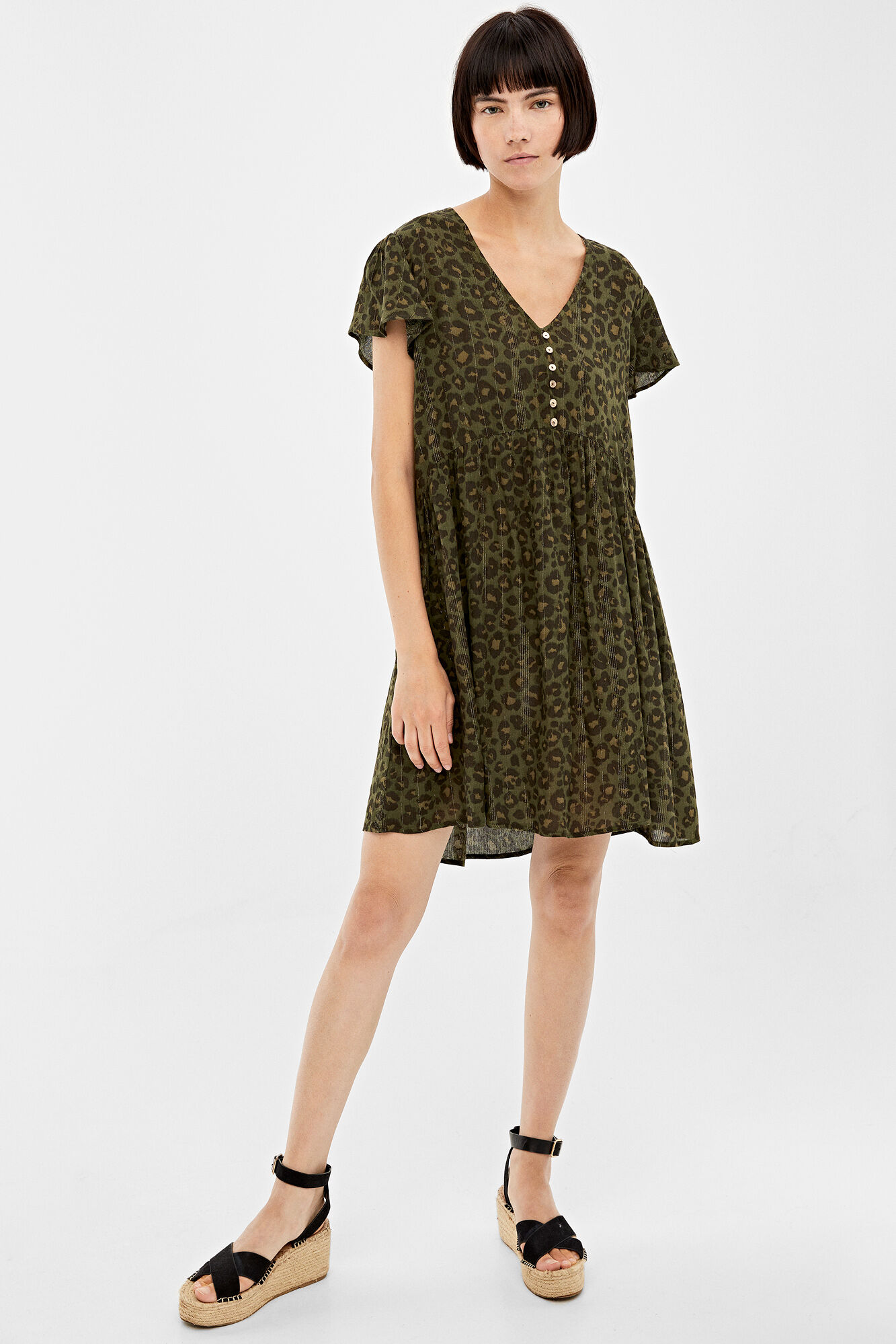 Kleid damen Kolylong® Frauen Elegant Trägerlos Kleid Kurz Vintage