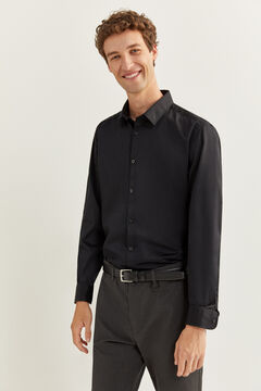 Springfield STRETCH SHIRT black