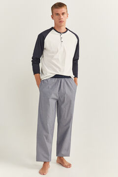 Springfield CLOTH PYJAMA BOTTOMS blue