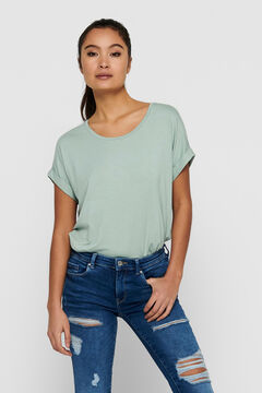 Springfield Loose short-sleeved top green