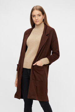 Springfield Long jacket braun