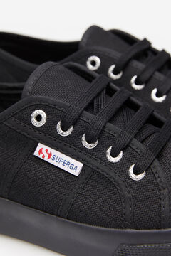 Springfield Superga black trainer black