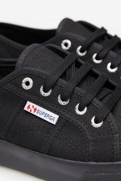 Springfield Basket Superga noir noir