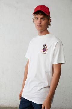 Springfield Mickey póló természetes