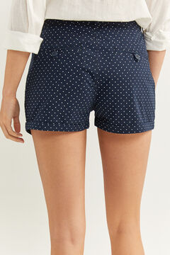 Springfield Chino shorts navy mix