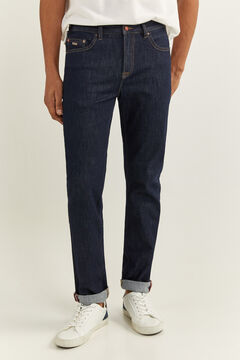 Springfield ZERO GRAVITY BI-STRETCH SLIM FIT JEANS navy