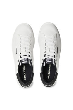 Springfield Single-colour trainer black