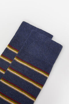 Springfield ESSENTIALS STRIPED SOCKS blue