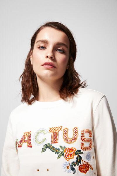 Springfield - Cactus' sweatshirt - 2