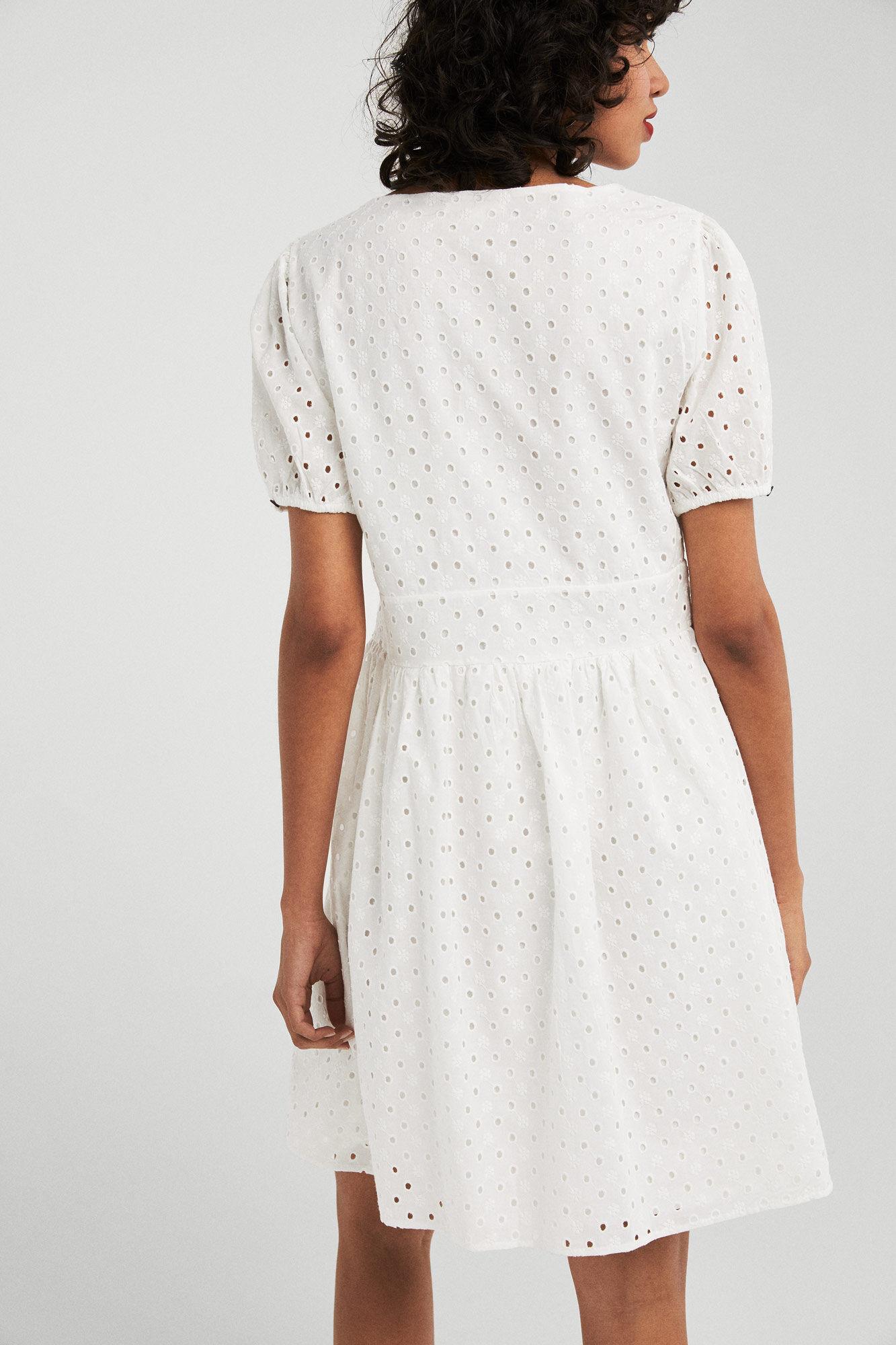 8fae9c6d24 Swiss embroidery dress