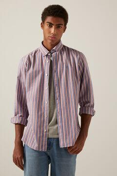 Springfield Striped shirt bluish