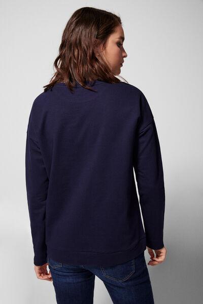 Springfield - Jewel appliqué sweatshirt - 3