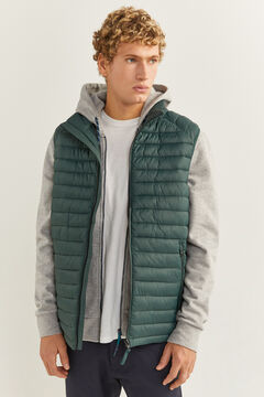Springfield QUILTED VEST oil