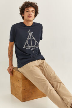 Springfield HARRY POTTER T-SHIRT blue