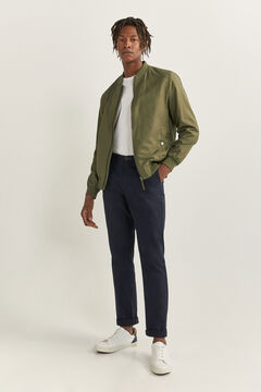 Springfield CHINO REGULAR FIT marino