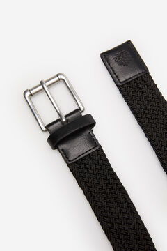 Springfield ESSENTIAL WOVEN BELT black