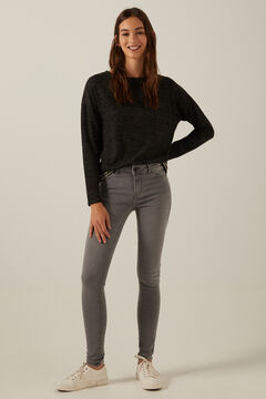 Springfield Sustainable wash jeggings grey
