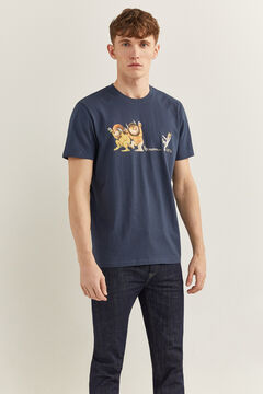 Springfield Wild Things Are t-shirt ecru