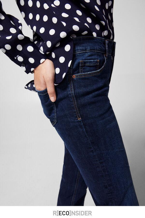 Springfield Project H20 laser denim trousers blue 74d163c450580