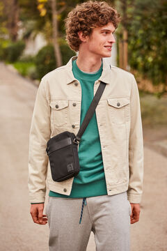Springfield Comfort denim jacket natural