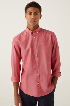 Springfield Pinpoint shirt brick