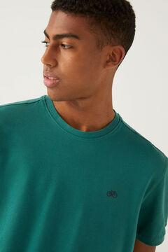 Springfield Bike T-shirt green