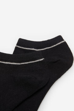 Springfield Ankle socks black