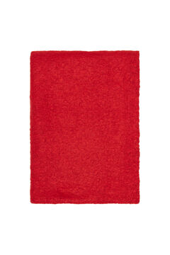 Springfield Plain scarf rouge