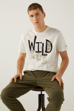 Springfield Wild Things Are t-shirt bluish