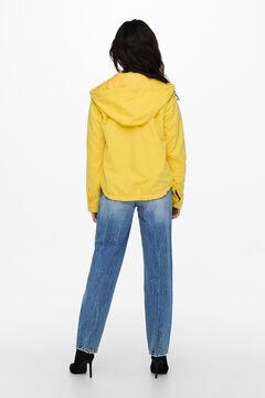 Springfield Hooded jacket banana