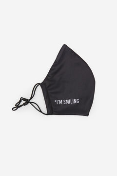 Springfield REUSABLE FACE MASK black