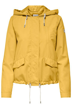 Springfield Hooded jacket banana