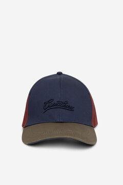 Springfield Coloured panels cap navy