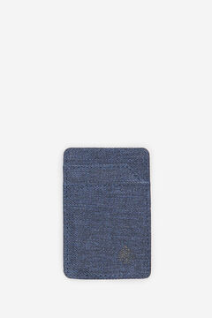 Springfield Stick-on phone card holder blue