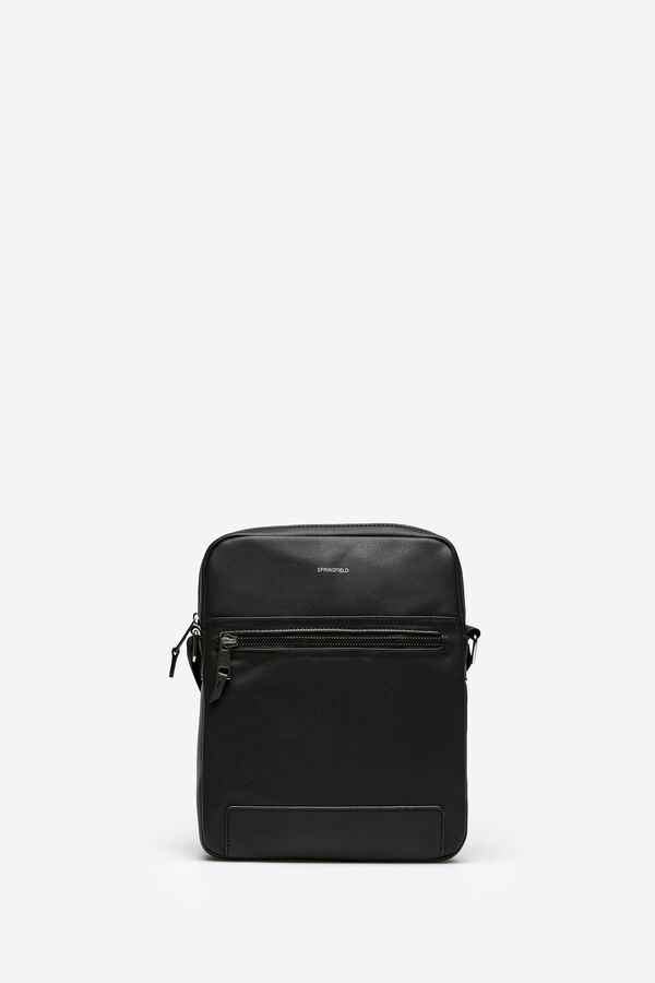 52df076a99ac Springfield Bolso pequeño tablet negro