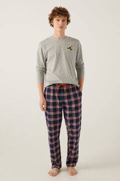Springfield DAFFY DUCK PYJAMAS gray