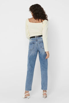 Springfield Slim fit jeans bluish